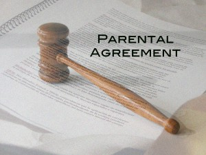 Parental Agreement